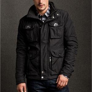 ⭐HOST PICK⭐ Hugo Boss Cosey coat jacket 36R